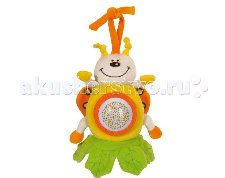 Подвесная игрушка Simba ABC Плюшевое насекомое