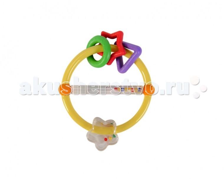 Погремушка Simba ABC прорезывательABC прорезывательПогремушка-прорезыватель Simba ABC  Предназначена для малышей от 3 месяцев.  Изготовлена из разноцветного пластика яркого оттенка.  Помогает развивать тактильные и слуховые способности.  Размер: 12 см<br>