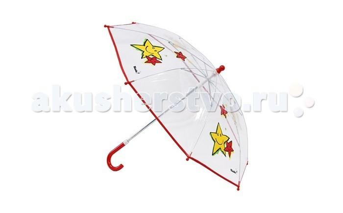 Детский зонтик Simba прозрачный 7864166прозрачный 7864166Зонтик Simba прозрачный замечательный для тех, кто любит неспеша прогуливаться в любую погоду, рассматривать окружающий мир и задавать кучу вопросов.Теперь даже в самую хмурую погоду у малыша будет отличное настроение! Когда мир разукрашен яркими красками - невозможно не улыбнуться! А при виде счастливого ребенка на душе тепло и спокойно.   Размер: Диаметр 70см, высота 56см<br>