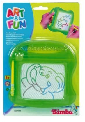 Simba Доска для рисования Art&Fun