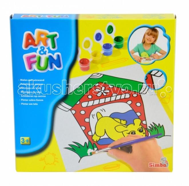 Simba ����� ��� ��������� Art&Fun 4 �����