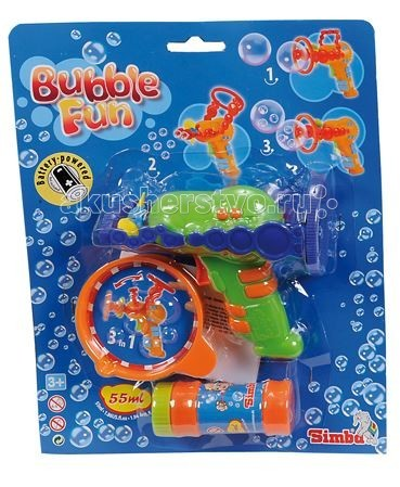 Simba ����� ������� ������� Bubble Fun 55 �� � ����������