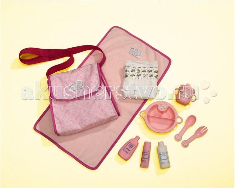 Simba New Born Baby Одежда и аксессуары для пупса + сумка