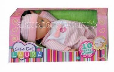 Simba New Born Laura 10 звуков