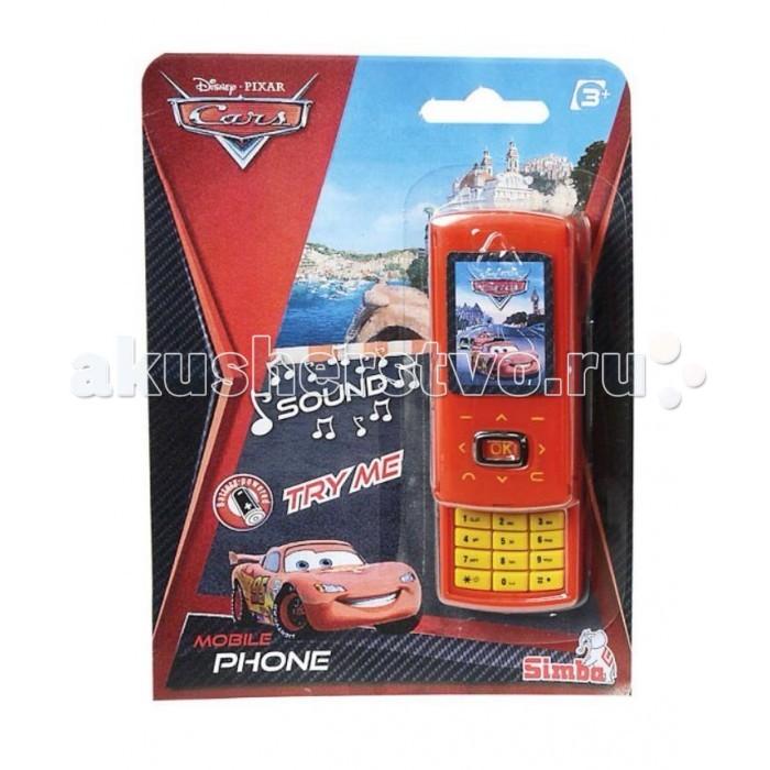 Развивающая игрушка Simba Телефон Герои Диснея