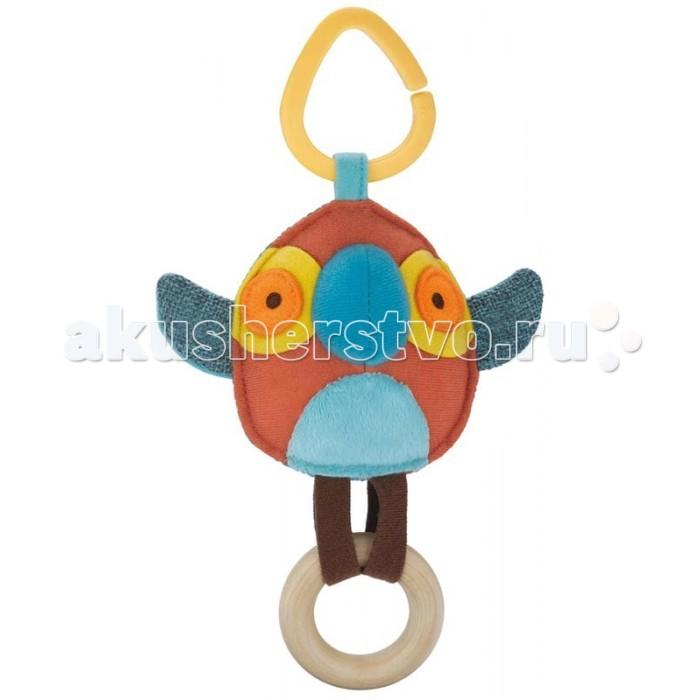 Подвесная игрушка Skip-Hop на коляску Hug&Hide Stroller Toy