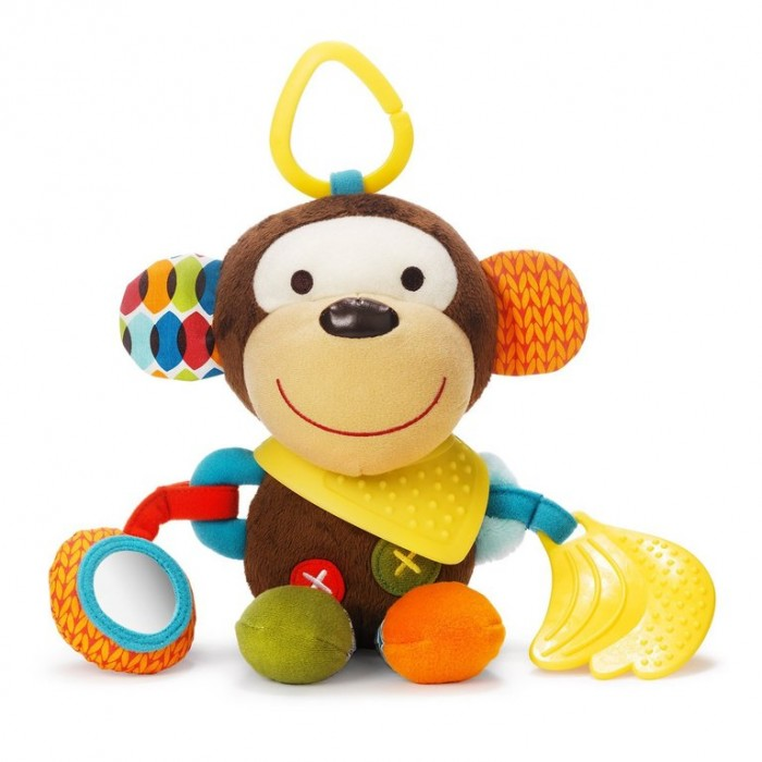 Подвесная игрушка Skip-Hop развивающая Bandana Pals