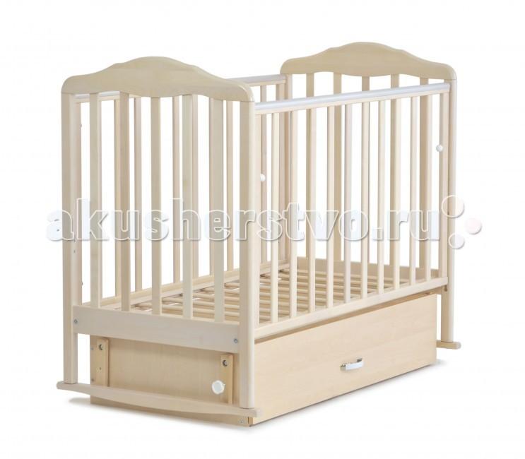 Детская кроватка СКВ Компани Березка 17200 поперечный маятник