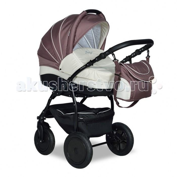 Коляска Indigo F 3 в 1F 3 в 1Многофункциональная модель INDIGO включает в себе все опции, необходимые малышу с самого рождения. Универсальная коляска разработана и изготовлена в соответствии с обязательными нормами и требованиями к детским товарам и имеет все необходимые сертификаты качества.Чехол от дождя и москитная сетка в комплекте. Пневматические поворачивающиеся колеса.  Особенности: Автокресло в комплекте Регулируемая высота ручки Пружинный механизм амортизации Регулируемые амортизаторы Пластиковая цельнолитая люлька Регулируемый подголовник Функция укачивания Ремни для переноски люльки Бесшумное опускание капюшона Накидка на ноги Сумка Съемное прогулочное сиденье Регулируемая спинка Регулируемая подножка Пятиточечные ремни безопасности Чехол от дождя Москитная сетка Солнцезащитный козырек Корзина для продуктов Независимые тормоза на задних колесах  Размеры: Габариты (д/ш/в) (см):102 / 60 / 117 Спальное место (см):90 Вес (кг):13,3 Ширина колесной базы (см):60 Тип колеса:Помпа, пластик Диаметр колеса (мм):290мм; 230мм<br>