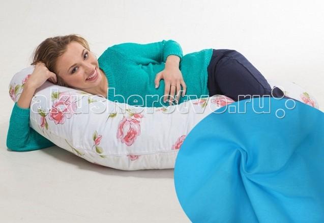 Умный Текстиль Наволочка для подушки БумерангНаволочка для подушки БумерангНаволочка для подушки Бумеранг выполненная из 100% хлопка в ярких расцветках , превратит удобную и функциональную подушку для беременных и кормящих мам в прекрасное украшение вашей спальни.  Выполнена в трех разных тканях:  Бязь Поплин Сатин<br>