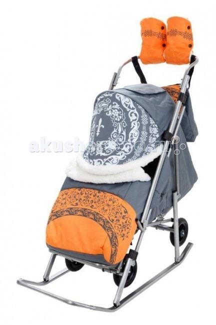 Санки-коляска Sofi Luxyry