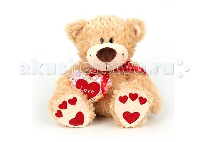 Мягкая игрушка Sonata Style Медведь ВлюбленныйМедведь ВлюбленныйSonata Style Медведь Влюбленный.  Медведь Влюбленный Sonata Style - это забавная игрушка, которая создана для детей старше 3 лет. Она изготовлена из качественных материалов, абсолютно безвредных для ребенка. Плюшевый мишка обязательно понравится вашему малышу. Данная модель способствует развитию воображения и тактильной чувствительности у детей.<br>