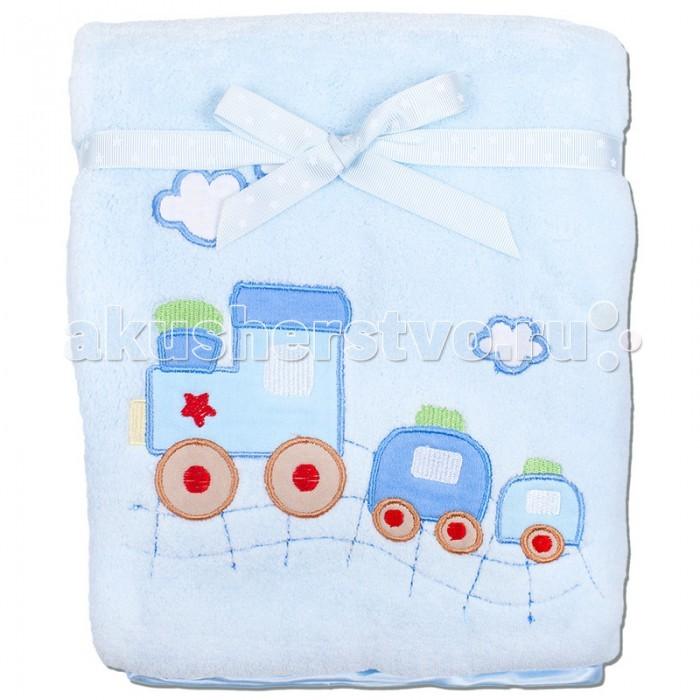 Плед Spasilk флисфлисРоскошный плед для новорождённых от бренда Spasilk станет незаменимым в ежедневной заботе о малыше. Изготовлен из мягкого согревающего флиса. Приятен на ощупь, имеет симпатичную расцветку.  Материал: полиэстер Размер: 76х101 см.<br>