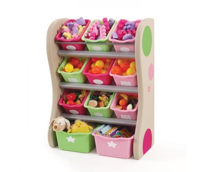 Step 2 Центр хранения игрушек