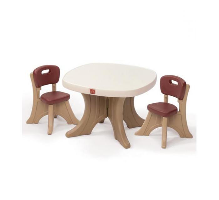 Step 2 Детский столик со стульями