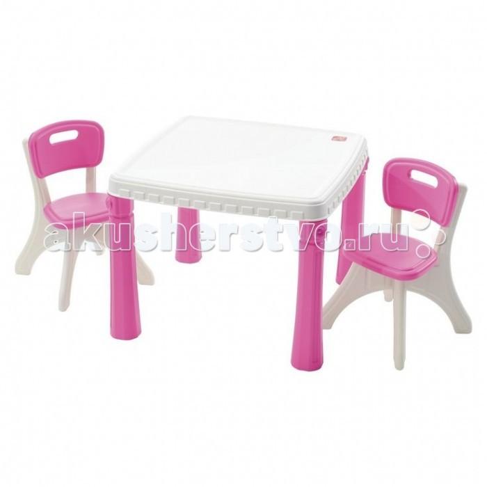 Step 2 Кухонный столик со стульями