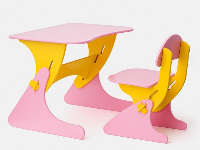 Столики Детям Комплект столика со стульчиком Буслик