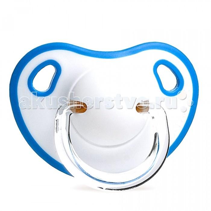 Пустышка Suavinex Comfort анатомическая силикон 0-6 мес.Comfort анатомическая силикон 0-6 мес.Пустышка Suavinex анатомической формы изготовлена из натурального силикона. Соска имеет эргономичную форму для правильного развития прикуса малыша.  Пустышка служит для удовлетворения сосательного рефлекса, который формируется у ребенка до рождения и естественным образом угасает к полутора годам.   Ультратонкое основание соски пустышки уменьшает воздействие на ротовую полость и зубы ребенка, а физиологическая форма стимулирует правильное расположение языка и помогает развить навык сосания.  На диске расположена небольшая кольцевая ручка - для удобства вынимания пустышки.  Материал не содержит бисфенол А.<br>