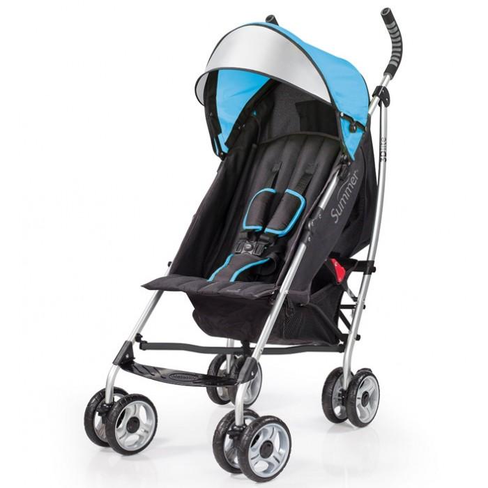 Коляска-трость Summer Infant 3D Lite3D LiteДетская прогулочная коляска 3D Lite Summer Infant  Компактная, удобная коляска-трость! Данная модель является одной из самых легких и самых многофункциональных колясок. Рама легко складывается, есть ремень для переноски, идеально подходит для летних путешествий!  Это долговечная коляска, которая имеет легкий и стильный алюминиевый каркас. Съемный навес с откидным козырьком будет надежно защищать ребенка от солнца. Кроме того, удобное широкое сиденье коляски и наличие функции трансформирования в лежачую позицию означают, что ваш ребенок всегда будет чувствовать себя комфортно.   Большие колеса позволяют коляске ездить по любой поверхности, а 5-точечный ремень обеспечивает максимальную безопасность для вашего малыша. Задний карман - это удобное место для хранения мелких предметов, например, ключей, а в большую корзину, легко помещаются крупногабаритные вещи.   Отличительные особенности детской коляски-трости 3D Lite Stroller: Прочная, легкая, стильная рама. Удобное сидение. Необыкновенно маневренная. 8 - колесная (по 4 сдвоенных колеса высокой проходимости). Блокировка задних колес. 3 положения спинки. 5-точечный ремень безопасности с мягкими накладками (регулируются по мере роста ребенка). Корзина для хранения. Большой навес с откидным козырьком (защищает от 99,9% солнечных лучей). Вместительный задний карман для хранения. Ремень для переноски. Для детей от 6-36 месяцев (примерно до 25 кг).<br>