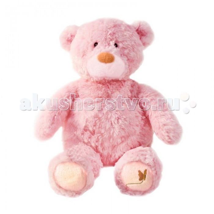 Мягкая игрушка Summer Infant Музыкальный плюшевый медвежонокМузыкальный плюшевый медвежонокОчаровательный медвежонок от Summer Infant изготовлен из мягкого плюшевого материала.  Особенности: Имеет коллекцию мелодий, состоящую из звуков природы, колыбельной и звуков сердцебиения Автоматически отключается через 15 мин Работает от пальчиковых батареек Имеет крепление для кроватки  Размер: 30х21х15 см<br>