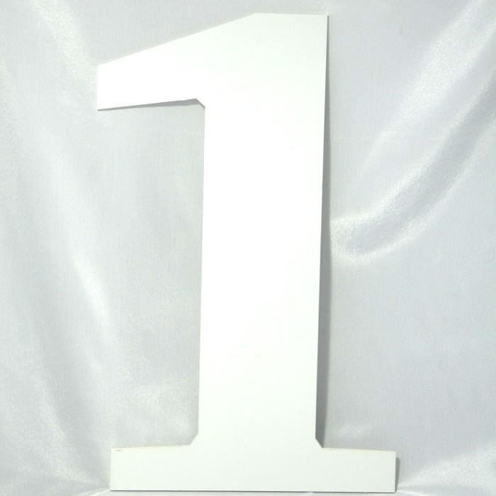Suvenirrus Декоративная цифра 1