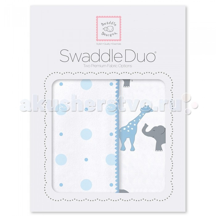 ������� SwaddleDesigns Swaddle Duo �������� 2 ��.