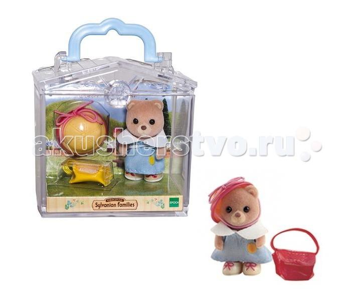 Sylvanian Families Игровой набор Младенец в пласт. сунд.