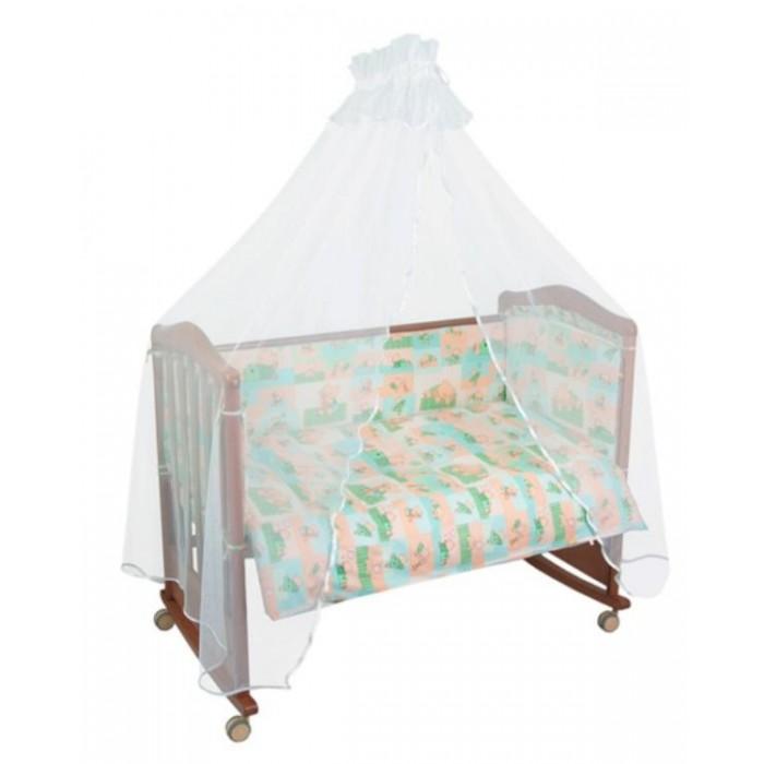 Бампер для кроватки Тайна Снов Топтыжки