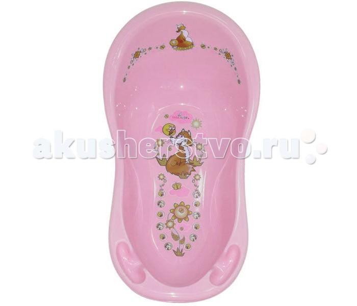 Tega Baby Ванна детская Колобок 102 см