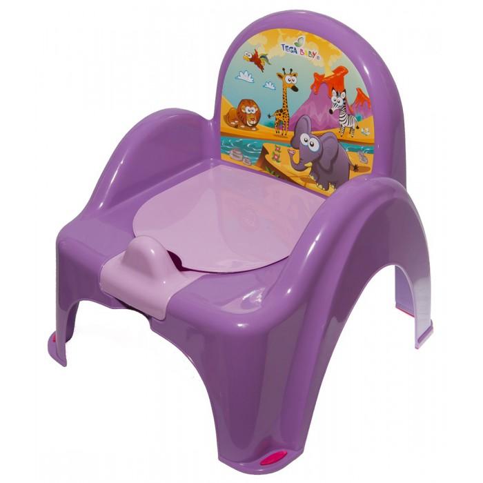 Горшок Tega Baby стульчик Safari