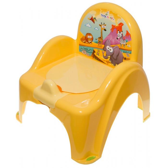 Горшок Tega Baby стульчик Safari от Акушерство