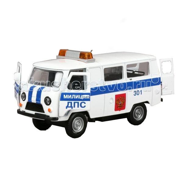 Технопарк Машина ДПС полиция УАЗ