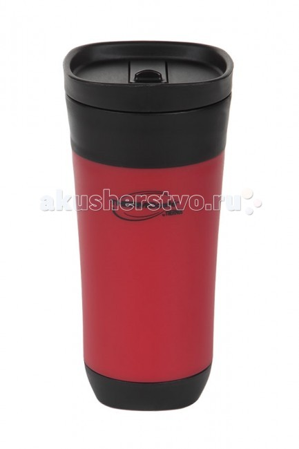 Термос Thermos Кружка-термос THERMOcafe by GP1010ATRI6 Durable Plastic exterior & interior Tumbler 470 мл