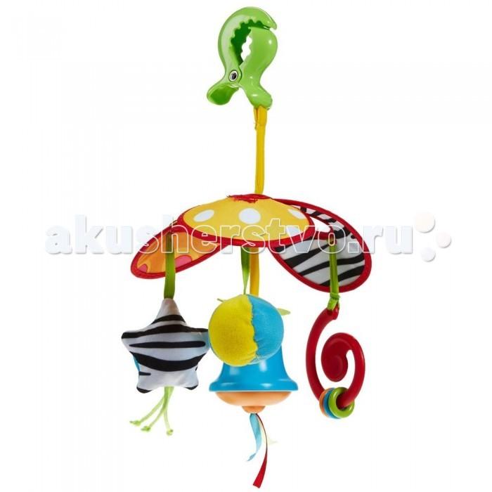 Подвесная игрушка Tiny Love на коляску Веселая карусель