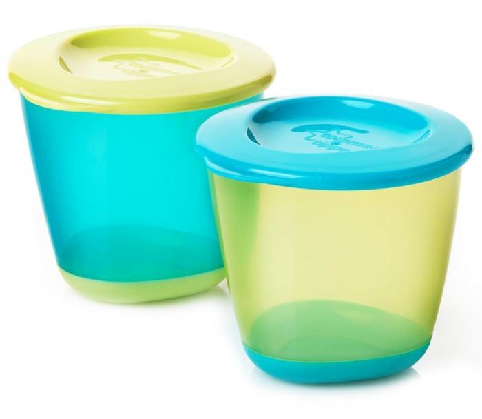 Tommee Tippee Набор контейнеров для хранения питания 2 шт.