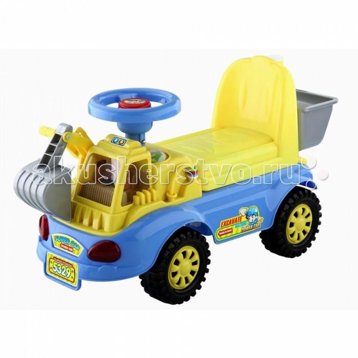 Каталка Toysmax Экскаватор 5329