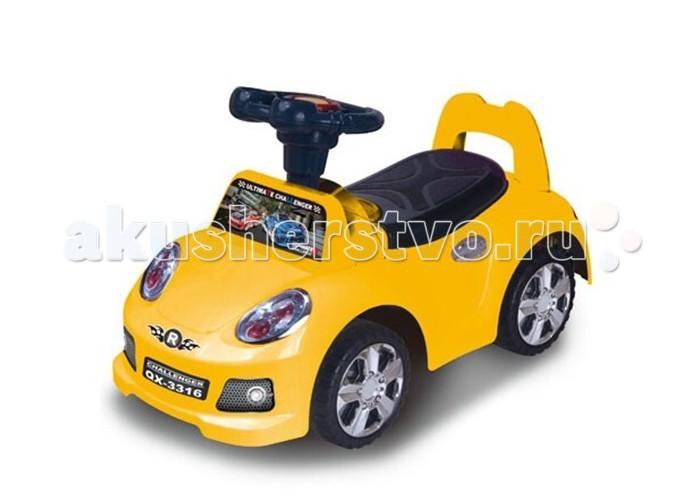 Каталка Toysmax Sport car-2Sport car-2Каталка Toysmax Sport Car 2 многофункциональная игрушка, которая позволит ребенку развить координацию движений и провести время за интересной игрой, а также почувствовать себя настоящим водителем.  Характеристики:  Машина-каталка со звуковыми и световыми эффектами. Вместительный багажник под сиденьем. Каталка имеет устойчивую конструкцию. Легкое движение вперед и назад. Колеса с поворотом на 90 градусов.  Размер: 67&#215;30&#215;40 см  Вес: 3,50 кг  Возраст: от 3 до 6 лет<br>