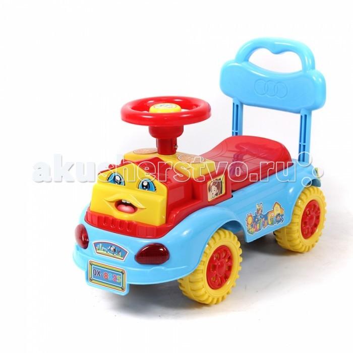 Каталка Toysmax Паровозик 8825