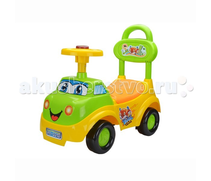 Каталка Toysmax Веселый грузовичок