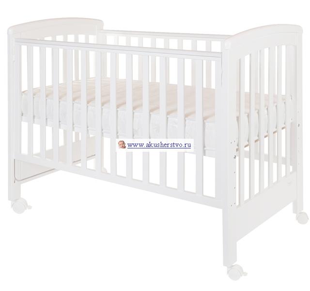 Детская кроватка Treppy Dreamy Plus - Белый
