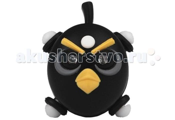 Trolo Фонарь Angry Birds для велосипедов или самокатовФонарь Angry Birds для велосипедов или самокатовЭтот замечательный аксессуар для самокатов или велосипедов, обеспечит безопасность в темное время суток.  Универсальная система крепления позволяет закрепить фонарь практически в любом месте велосипеда или самоката.  Материал: силикон  Освещение: 2 ярких светодиода  Питание: батарейка типа CR 2032<br>