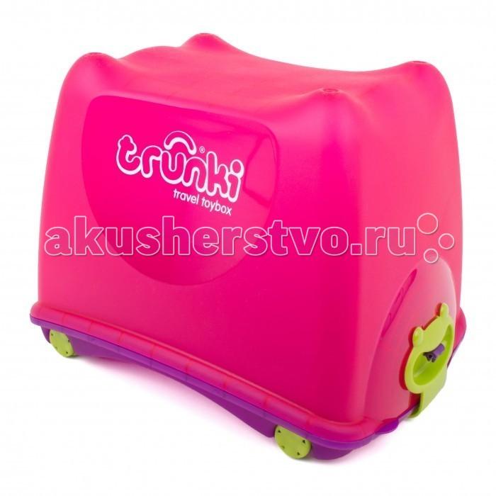 Trunki Ящик для игрушек Travel ToyBox