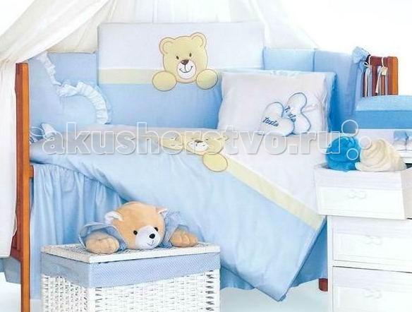 �������� ��� �������� Tuttolina Teddy Bear (6 ���������)