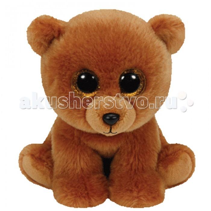 ������ ������� TY Beanie Babies ����� Brownie 15 ��