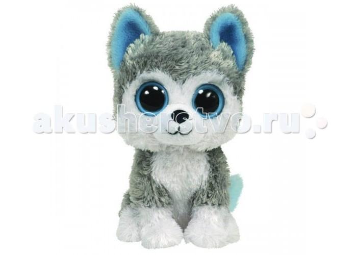Мягкая игрушка TY Beanie Boo's Волчонок Slush