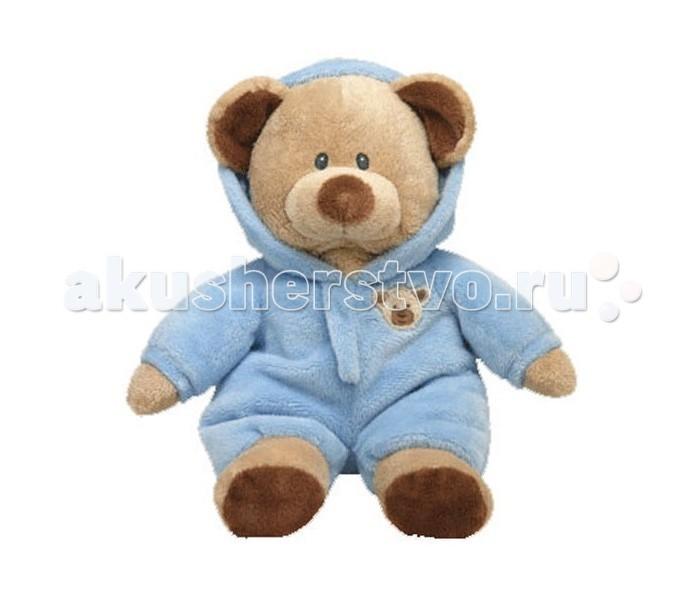 Мягкая игрушка TY Pluffies Медведь 25 смPluffies Медведь 25 смМягкая игрушка TY Pluffies Медведь 25 см ждет не дождется, когда его найдет хозяйка!   Игрушка выполнена в приятном дизайне, медвежонок одет в одежду из мягкого пушистого материала.   На груди есть нашивка в виде мордочки медвежонка.   Капюшончик можно надеть, а можно и снять с мишки.<br>