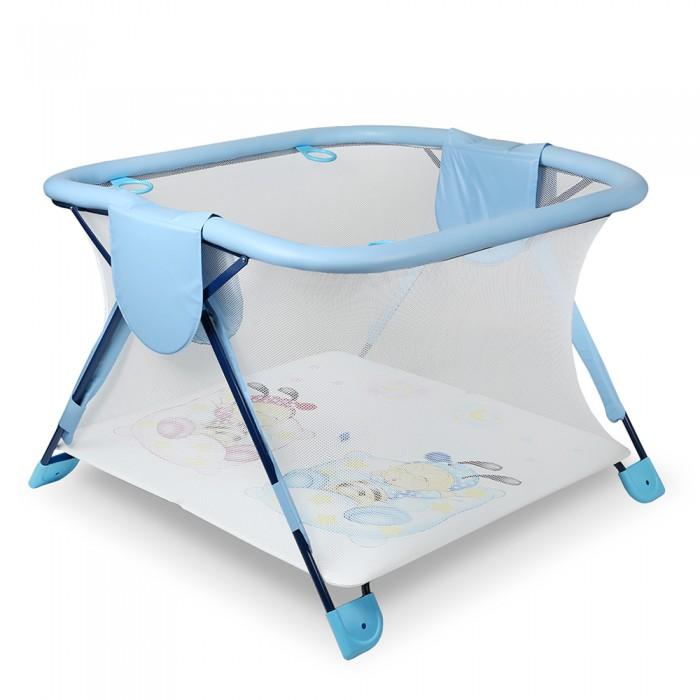 Манеж Globex КнижкаКнижкаРазмеры: 110 &#215; 100 &#215; 77 см  Большой квадратный манеж, просторный для ребенка и очень компактный в сложенном виде. Легко складывается одной рукой, в сложенном виде устойчив.  В манеже ребенок находится в безопасности и может самостоятельно играть, ползать и учиться ходить. - мягкий поручень и дно, обтянутые яркой пленкой - боковые стенки сетчатые - 4 ручки-кольца, для того, чтобы ребенок мог самостоятельно вставать - легко складывается, в сложенном виде занимает мало места  Внимание! Расцветки могут отличаться от представленных на фото!<br>