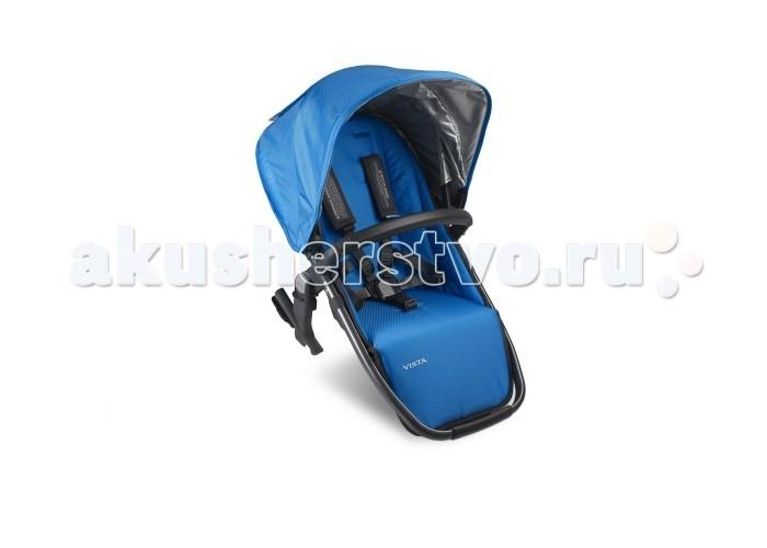 Прогулочный блок UPPAbaby Дополнительное сиденье для Vista 2015/2016Дополнительное сиденье для Vista 2015/2016Прогулочный блок можно установить лицом к маме для деток от 3 месяцев до полугода, потом, когда ребенок начинает интересоваться окружающим миром, можно установить по ходу движения коляски.   Угол наклона сиденья регулируется с положения сидя до положения лежа. Максимальный вес ребенка 15.8 кг.  Прогулочный блок: 5-ти точечные ремни безопасности с мягкими накладками Угол наклона сиденья регулируется с положения сидя до положения лежа (180 градусов) Большой регулируемый капор по высоте с козырьком, предотвращающим вредное воздействие ультрафиолетовых лучей Прогулочное сиденье с возможностью установки лицом к маме или по ходу движения Регулируемая подножка Съемный бампер (текстиль бампера можно снять для стирки) Водоотталкивающие материалы Смотровое окошко на капоре  В комплекте: москитная сетка, дождевик, адаптер.  Масса с прогулочным блоком: 12.5 кг Разложенный вид (ДхШхВ): 78x25х53 см<br>