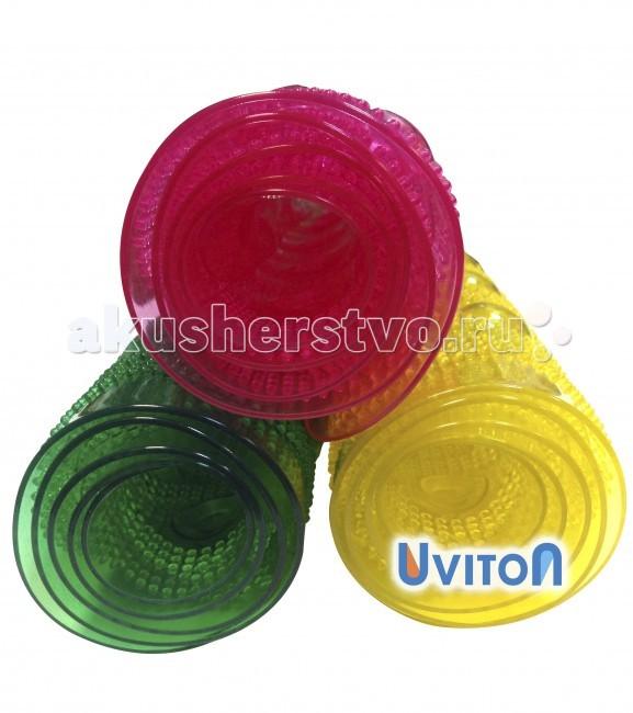 Коврик Uviton Волна 71 40 смВолна 71 40 смКоврик Uviton Волна изготовлен из высококачественных материалов, гигиеничный, приятный на ощупь, влаго- и грязеотталкивающий, противоскользящий и очень прост в уходе. Он препятствует скольжению, снижая риск получения травм во время водных процедур. Коврик надежно крепится с помощью присосок, универсален - может использоваться в ванной, душевой кабине и т.д. Коврик компании Uviton ( Бельгия ) имеет рифленую поверхность с массажными вставками, которая при соприкосновении оказывает лечебный эффект.  Особенности: размер - 71 х 40 см противоскользящий рельефная поверхность универсальный и удобный в пользовании перфорированная поверхность для циркуляции воды представлен в нескольких расцветках  Состав: поливинилхлорид. Значительным преимуществом ковриков для ванн из поливинилхлорида является отсутствие токсичных элементов в составе, способных спровоцировать аллергию. Поэтому вы можете смело покупать для ребенка такой противоскользящий коврик. Материал не выгорает, он гигиеничен, превосходно моется, обладает повышенной устойчивостью к влаге. Такие коврики можно использовать интенсивно, им не мешают перепады температуры, и нет причин опасаться, что изделие поломается.<br>