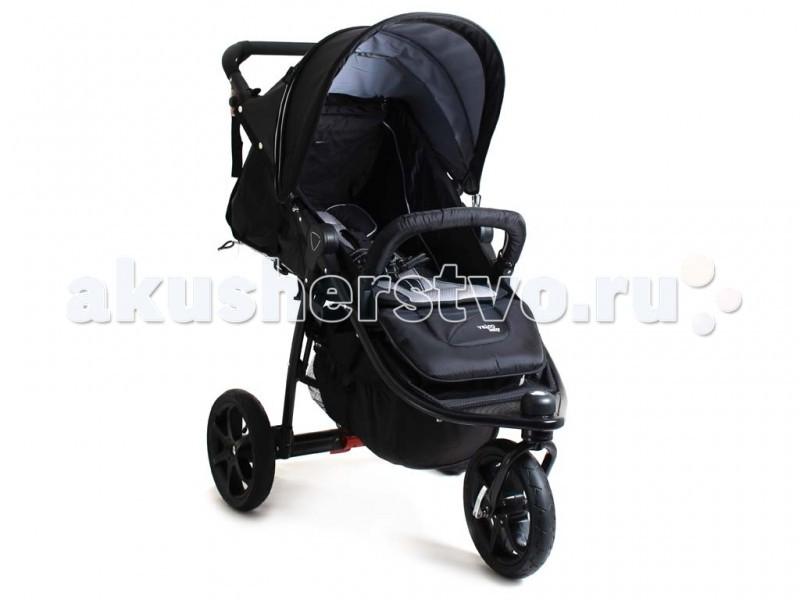 Прогулочная коляска Valco baby Tri Mode XTri Mode XДетская прогулочная коляска Valco Baby Tri-Mode - коляска повышенной проходимости с компактным складыванием, что позволяет брать ее с собой куда угодно. Подходит как новорожденным, так и малышам постарше. Эта коляска будет расти вместе с вашей семьей. Tri-Mode можно использовать в любую погоду в городе и на пересеченной местности.  Переднее колесо имеет 3 режима поворота:  360 градусов – для ежедневного использования Зафиксированный – для быстрой ходьбы 45 градусов – обеспечивает дополнительную стабильность и безопасность с креслом для старшего ребенка.  Характеристики товара:  Капор «EXpanda» расширяется при помощи застежки на молнии и защищает ребенка от солнца. Окошко «Peek-a-boo». Окошко на коляске удобно расположено, так что Вы можете открыть его и взглянуть на спящего малыша во время прогулки. Регулируемая ручка. Ручка Tri-Mode имеет 8 положений на выбор. Педаль тормоза окрашена красным, в соответствии с австралийским стандартом. Снять и поставить на тормоз можно подошвой, не пачкая верхнюю часть обуви. Чистое складывание. Внутренняя часть сидения коляски не контактирует внешней при складывании. Это значит, коляска будет оставаться чистой дольше! Задние колеса с амортизацией поглощающей неровности Надувные легкосъемные колеса Сидение «Airgo». Специальная ткань, которая способствует свободной вентиляции. Откидываемая спинка. Спинка сидения наклоняется плавно до полностью горизонтального положения. Подходит для новорождённых.  Спецификации:  размеры в разложенном виде (ДхШхВ): 101x61x108 см;  размеры в сложенном виде (ДхШхВ): 81x61x41 см;  внутренние размеры сидения (ДхШхВ): 26x35x73 см;  вес рамы с колёсами: 10 кг.<br>